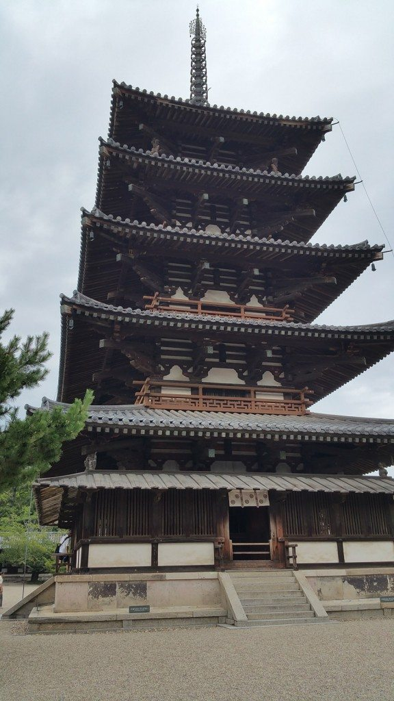 Hōryuji Temple