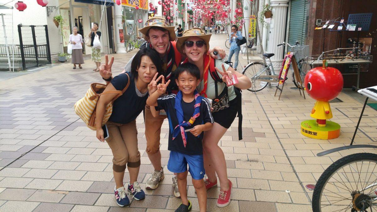 Day 10 — Trip to Yamaguchi City