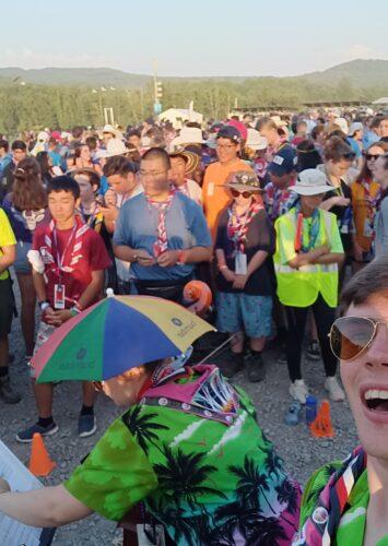 Day 6: Rex Tillerson Visit and Basecamp Bash C/D