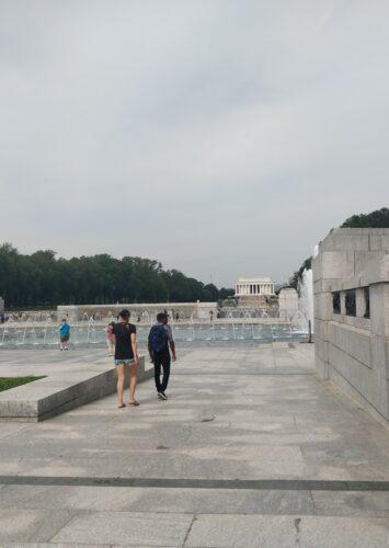 Washington Day 2: Exploring